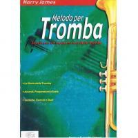 Harry James Metodo per Tromba Scuola per un moderno uso della tromba - Carisch