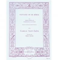 Fantaisie en mi Bémol pour Cornet en Si b et Piano - Alphonse Leduc