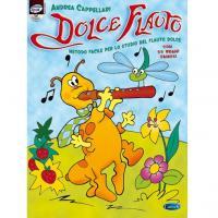 Cappellari Dolce Flauto Metodo facile per lo studio del Flauto Dolce - Carisch