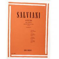 Salviani STUDI per Saxofono (Tratti dal Metodo per Oboe) Vol. 2 (Giampieri) - Ricordi