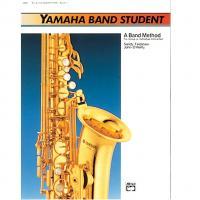 Yamaha Band Student A Band Method Eb Book 1 - Alfred