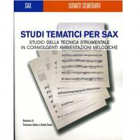 Donato Semeraro Studi tematici per Sax - Volontè & Co