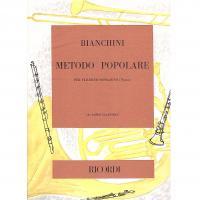 Bianchini Metodo Popolare per Flicorno Sopranino (Piston) Alamiro Giampieri - Ricordi
