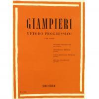 Giampieri Metodo progressivo per Oboe - Ricordi