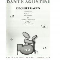 Dante Agostini Letture a prima vista N. 3 - Agostini