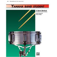 Yamaha Band Student A Band Method Percussion - Alfred