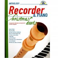Anthology Recorder & Piano Christmas Duets - Carisch