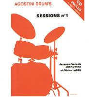 Agostini Drum's Sessions n° 1 - Carisch