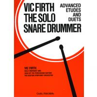 Vic Firth The Solo Snare Drummer - Carl Fischer