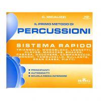 Micalizzi Il primo metodo di Percussioni - BMG
