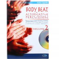 Cappellari Body Beat & Alternative Percussion Volume 2 - Carisch