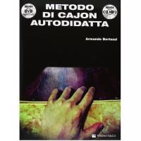 Armando Bertozzi Metodo di Cajon Autodidatta - Volontè & Co