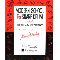 Modern School for Snare Drum - Hal leonard