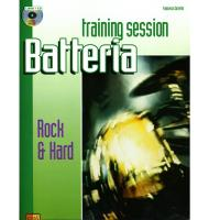 Training Session Batteria Rock & Hard - Carisch