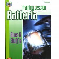 Training Session Batteria Blues & Shuffle - Carisch