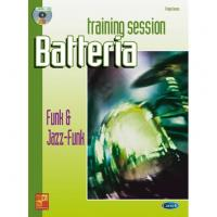 Training Session Batteria Funk & Jazz - Funk - Carisch
