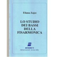 Eliana Zajec LO STUDIO DEI BASSI DELLA FISARMONICA - Bèrben