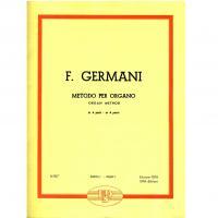 Germani METODO PER ORGANO in 4 Parti PARTE I - Edizione 1978
