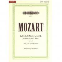 Mozart Coronation Mass KV 317 - Edition Peters