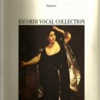 Puccini VISSI D'ARTE, VISSI D'AMORE per canto e pianoforte (soprano) - Ricordi Vocal Collection