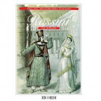Rossini Arie del melodramma Italiano per Soprano - Ricordi