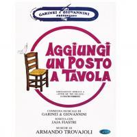 Aggiungi un posto a tavola Armando Trovajoli - Carisch