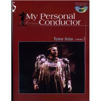 My Personal Conductor Tenor Arias Volume 2 - Carisch