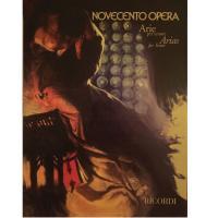 Novecento Opera Arie per tenore - Ricordi