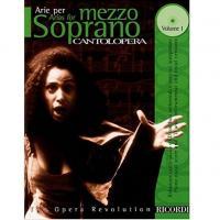 Aria per mezzo Soprano Cantolopera - Ricordi