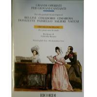 Grandi Operisti per giovani Cantanti per mezzosoprano - Ricordi