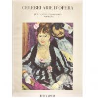 Celebri Arie d' Opere Per canto e pianoforte (soprano) - Ricordi