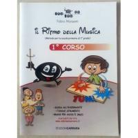 Fabio Morzenti Il ritmo della musica 1° Corso - Edizioni Carrara