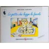La gatta che legge le favole - Rugginenti editore