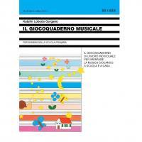Katalin Loboda Gargano Il Giocoquaderno musicale - Ricordi