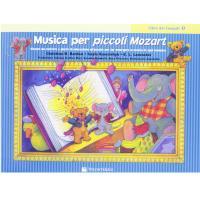 Musica per piccoli Mozart Libro dei compiti 3 - Volontè & Co