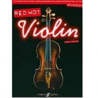 Red Hot Violin Grade 5 - 6 - Faber Music