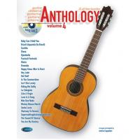 Anthology 24 all time favorites Guitar Volume 4 - Carisch