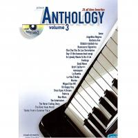 Anthology 24 all time favorites Volume 3 Piano - Carisch