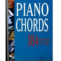 Piano Chords 384 position at First sight Bendinelli - Carisch