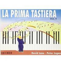La prima tastiera Vol II David Lane Peter Logan - Ricordi