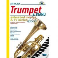 Anthology Trumpet & Piano animated movies & TV series - Carisch
