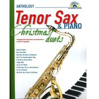 Anthology Tenor Sax & Piano Christmas Duets - Carisch