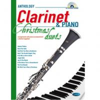 Anthology Clarinet & Piano Christmas Duets - Carisch