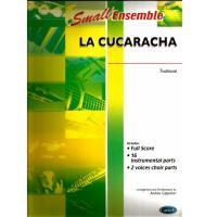 Small Ensemble La cucaracha - Carisch