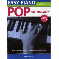 Easy Piano Pop Anthology - Volontè & Co