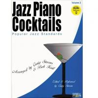 Jazz Piano Cocktails Popular Jazz Standards Volume 2 - Santorella publications