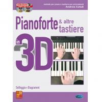 Pianoforte & altre tastiere in 3D Solfeggio + Diagrammi - Carisch