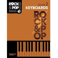 Keyboards ROCK&POP Grade 2 - Trinity Collegge