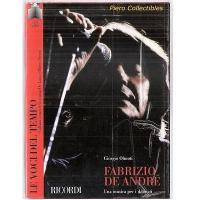 Le voci del tempo Fabrizio De André - Ricordi