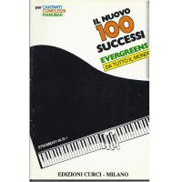 Il nuovo 100 successi Evergreens da tutto il mondo - Edizioni Curci